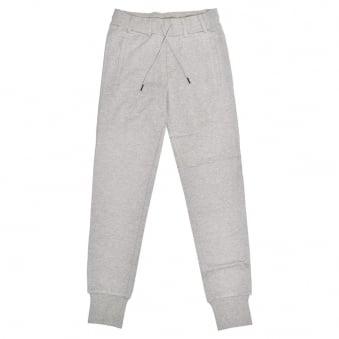 Adidas Y-3 Classic Grey Cuffed Sweat Pants S89412