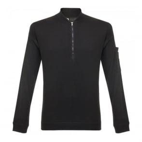 Adidas Y-3 Dazzle Black LS T-Shirt AC3585