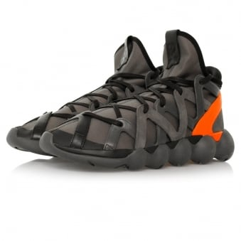 Adidas Y-3 Kyujo High Chamel Orange Shoes BB4741