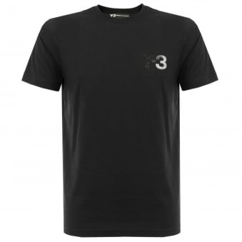 Adidas Y-3 M CL Black T-Shirt S89574