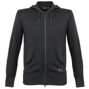 Adidas Y-3 M F Crafted Black Hoody BR1720BLK