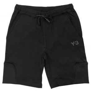 Adidas Y-3 M F CRFT Black Shorts BR6471