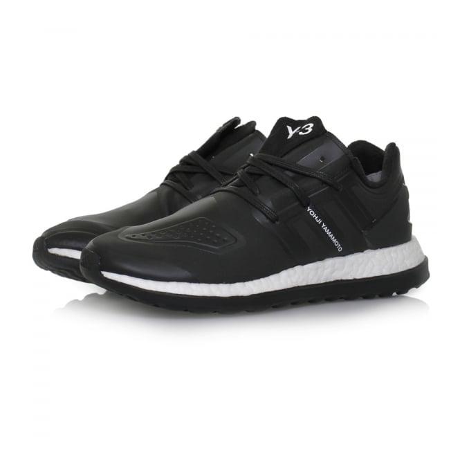 Adidas Y-3 Adidas Y-3 Pureboost ZG Black Noiess Shoe BB5396