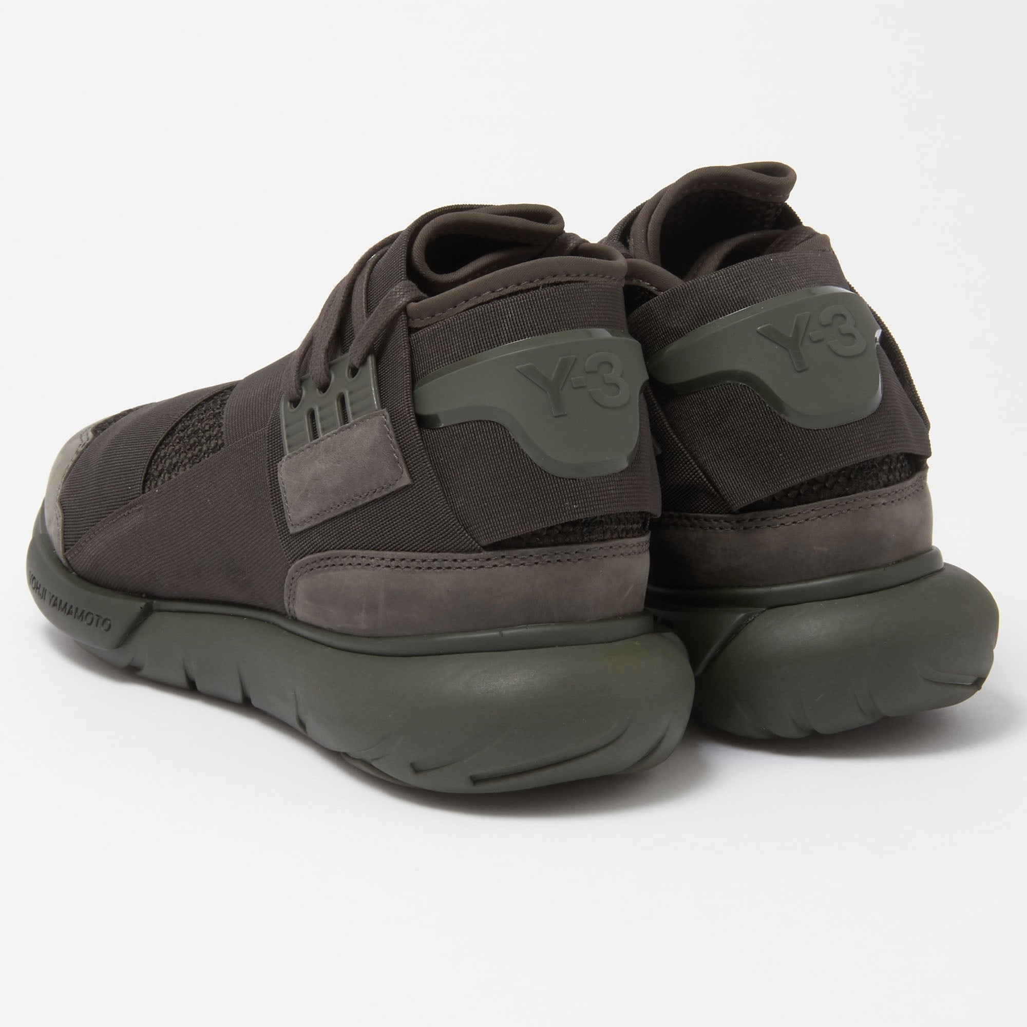 172973572 ... Green Sneakers Adidas Y-3 Qasa High CG3194 · Qasa High Black Olive  Sneakers CG3194 ...