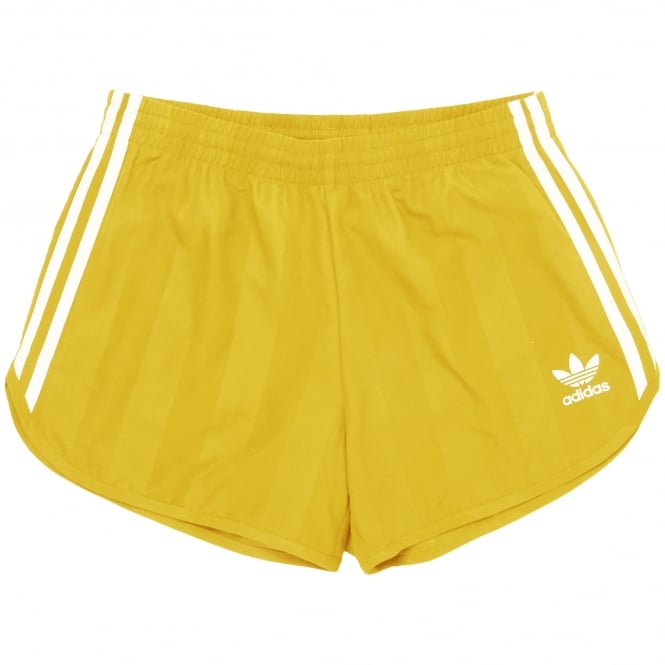 Adidas Originals Adidas Yellow Summer Swim Shorts CF5302