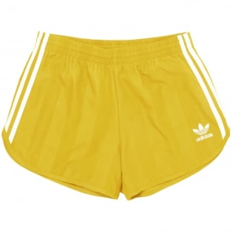 Adidas Yellow Summer Swim Shorts CF5302