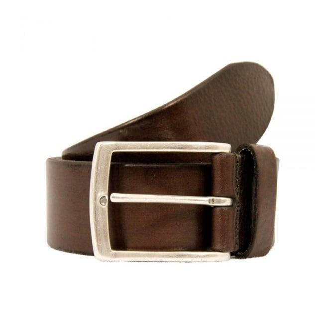 Anderson's Belts Anderson Belts Plain Brown Leather Belt AF3018