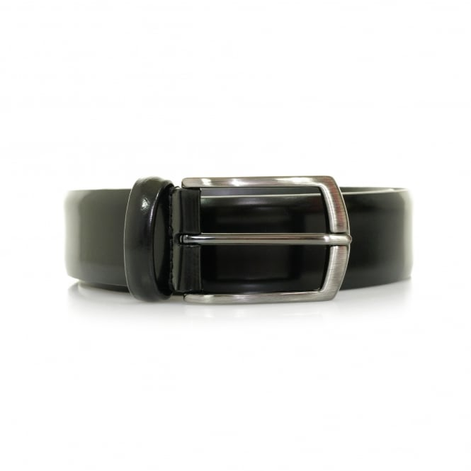 Anderson's Belts Anderson Black Shine Leather Belt A/1981 PL262 N1