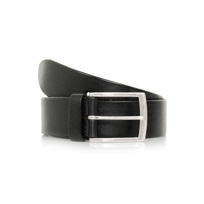 Anderson's Belts Anderson Calf Leather Black Belt A2683 AF3018 N1