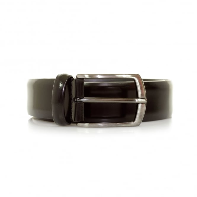 Anderson's Belts Anderson Shine Burgundy Leather Belt A1981 AF3237 PL262 D1