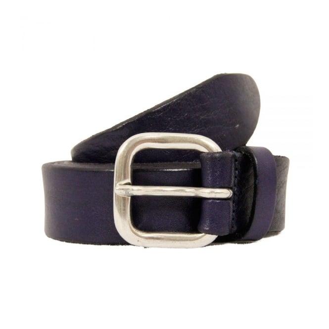 Anderson's Belts Anderson's Purple Grain Leather Belt AF3242