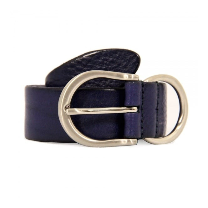 Anderson's Belts Anderson's Purple Leather Belt A2700