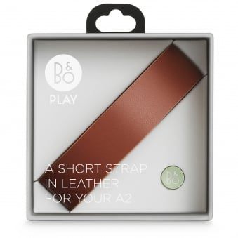 B&O Play Red Short Strap 1975970A2