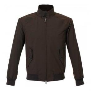 Baracuta G9 Original Harrington Brown Jacket 01BRWMOW0001FBC01