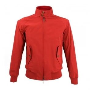 Baracuta G9 Original Harrington Red Jacket BRCPS0001