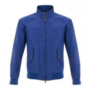 Baracuta G9 Original Harrington Royal Blue Jacket BRCPS0001
