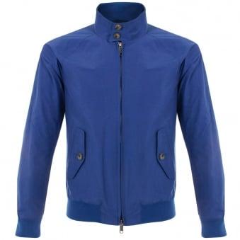 Baracuta G9 Original Harrington Royal Blue Jacket BRCPS0001