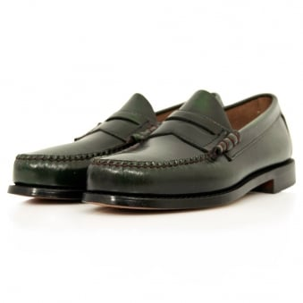Bass x William Fox & Sons Larson 2 Green Shoes 66847