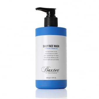 Baxter of California Daily Face Wash Fragrance Free