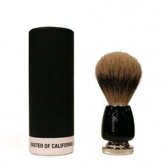 Baxter of California Super Badger Hair Silver tip Shave Brush