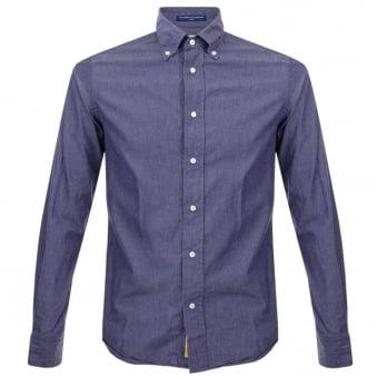 BD Baggies Dexter Dot Navy Shirt B25031