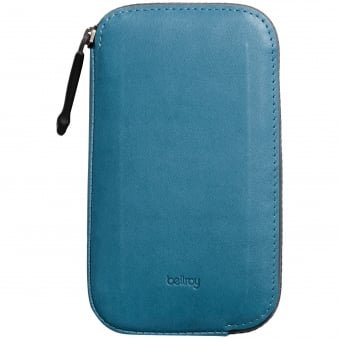 Bellroy All Conditions Phone Pocket - Standard Arctic Blue 2603-WAPA