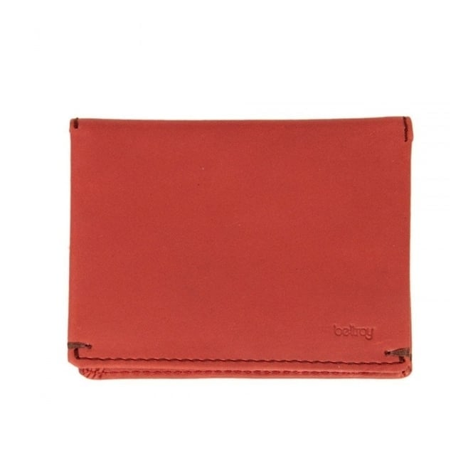 Bellroy Wallets Bellroy Slim Sleeve Russet Wallet