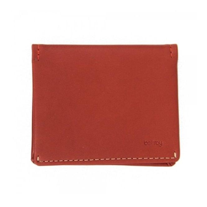 Bellroy Wallets Bellroy Slim Sleeve Tamarillo Wallet
