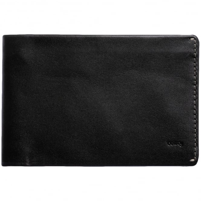 Bellroy Wallets Bellroy Travel Wallet Black WTRA-2771-RFID