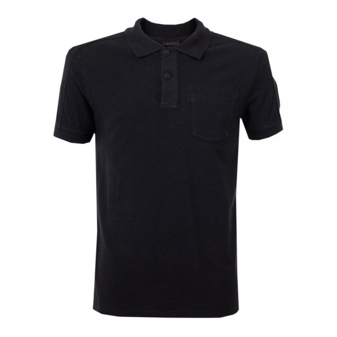 Belstaff Belstaff Borman Black Pique Polo Shirt 71140115