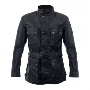 Belstaff Roadmaster Dark Navy Wax Jacket 71050045