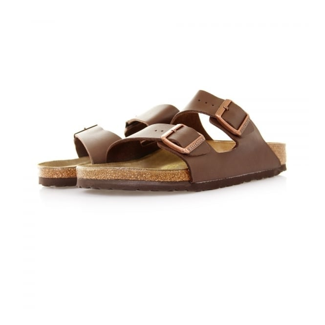 Birkenstock Arizona Dark Brown Sandals 0051701