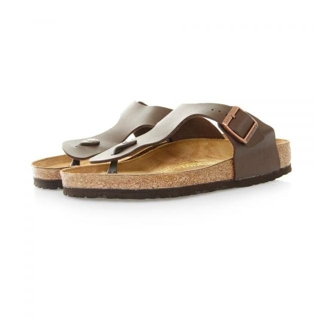 88e8d0e501d10 Birkenstock Ramses Dark Brown Sandals 0044701