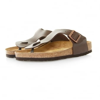 Birkenstock Ramses Dark Brown Sandals 0044701