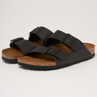 Black Arizona Sandals