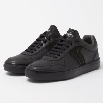Black Enlight Tenn Trainers