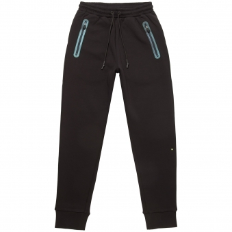 Black Halboa Track Pants