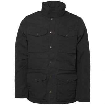 Black Raven Winter Jacket