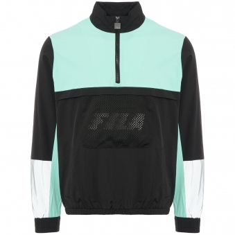Black Tyler 1/4 Zip Jacket