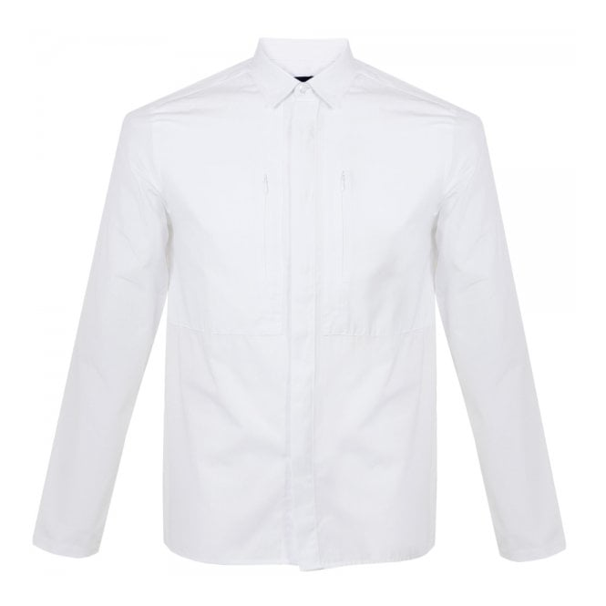 Blood Brother Mission White Shirt BA15M