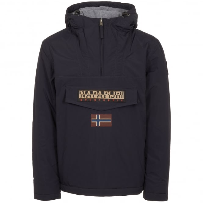 Napapijri Blue Marine Rainforest Winter Jacket