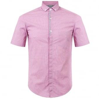 Boss Green Balala Pink Shirt 50282846