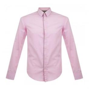 Boss Green C-Bal Pastel Pink Shirt 50295880