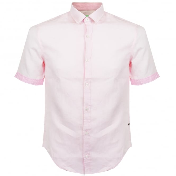Boss Green C-Barbuino Pink Shirt 50330854