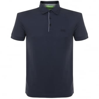 Boss Green C-Firenze Navy Blue Polo Shirts 50314