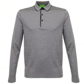 Boss Green C-Prato Charcoal Polo Shirt 50320424