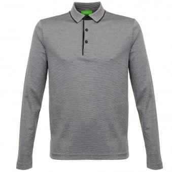 Boss Green C-Prato Charcoal Polo Shirt 50320424