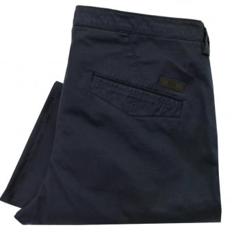 Boss Green C-Rice-1-D Navy Chino Trousers 5029233