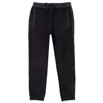 BOSS Green Hivon Black Track Pants 302403blk