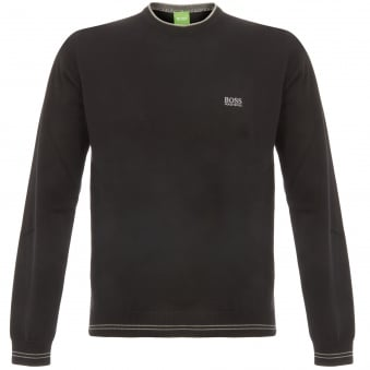 Boss Green Rimes Knitwear Black 50370520